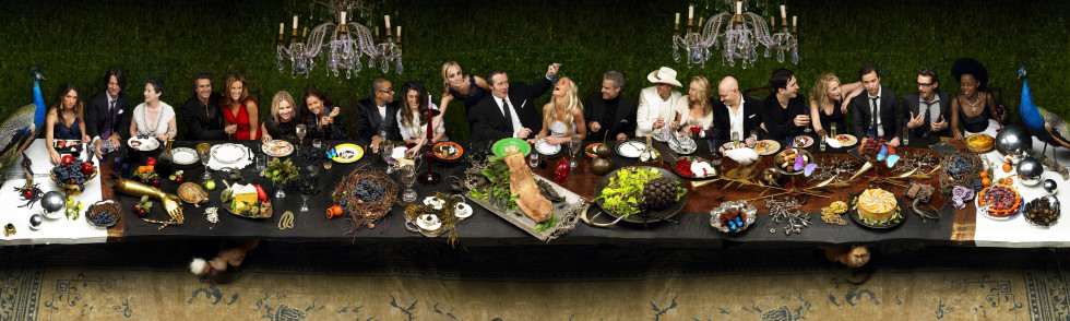 The Feast, The Perfect Dinner, from the NYT commission, 2005