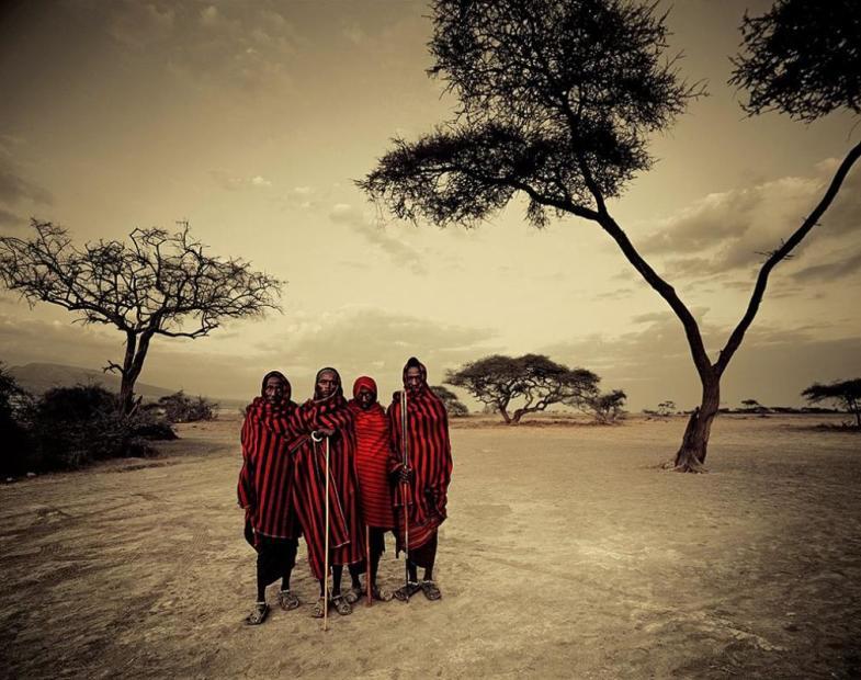 VIII 462 - Maasai - Ngorongoro, Serengeti - Tanzania, 2010