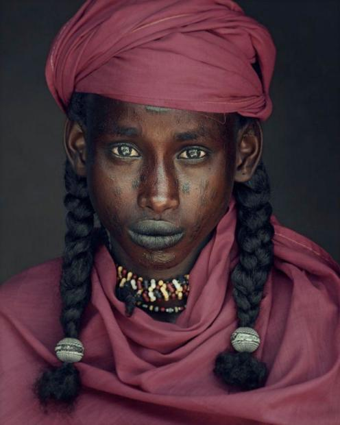 XXVIII 6 Angelo, Soedoe Soechay, Gerewol, Bossio, Chad, 2016
