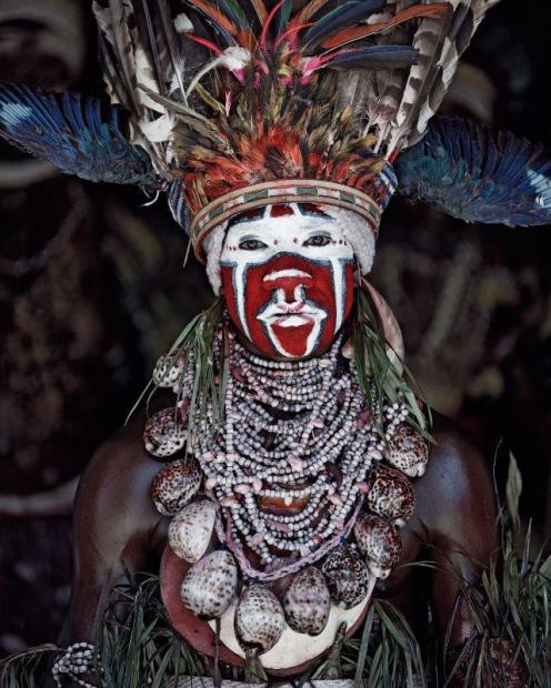 XV 77 - Kui East Wigman - Mount Hagen, Western Highlands -Papua New Guinea, 2010