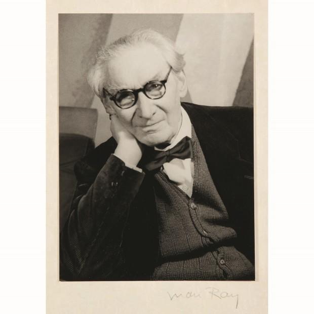 Pierre Albert-Birot, c. 1960