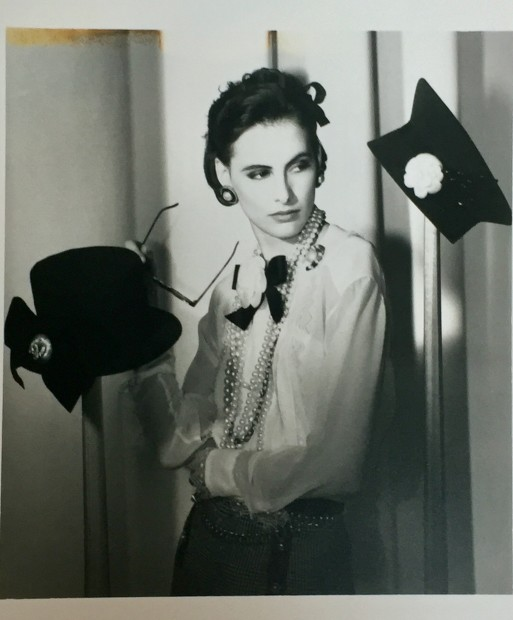 Chanel, Collection Boutique Automne-Hiver, 1987