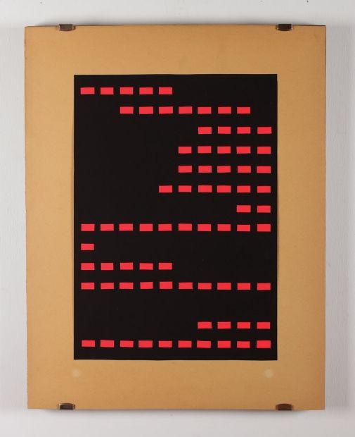 elaborato binario, 1964