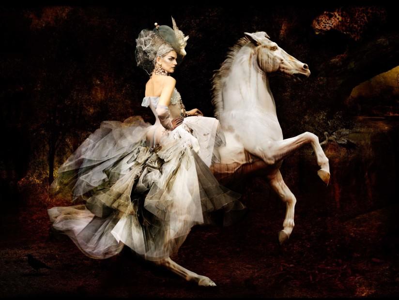 DIOR, The Rider, Stella Tennant