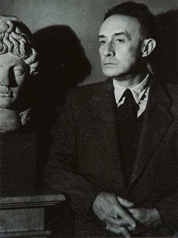Henry de Montherlant , ca. 1953