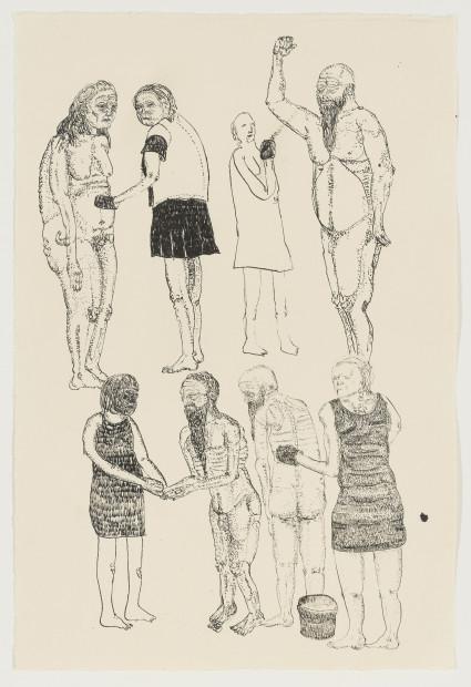 <span class=&#34;artist&#34;><strong>Bram Demunter</strong></span>, <span class=&#34;title&#34;><em>Wereldverzakers</em>, 2018</span>