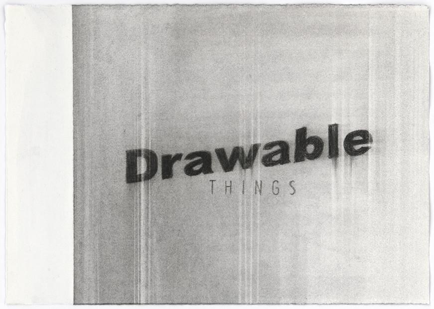 Drawing, 2013-14