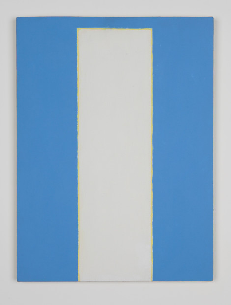 Staand wit, 1980