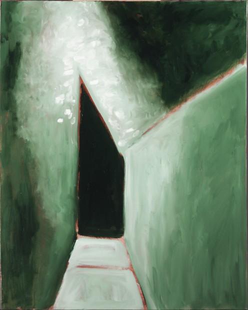 Zonder titel (Herinnering aan Berlijn), 2011