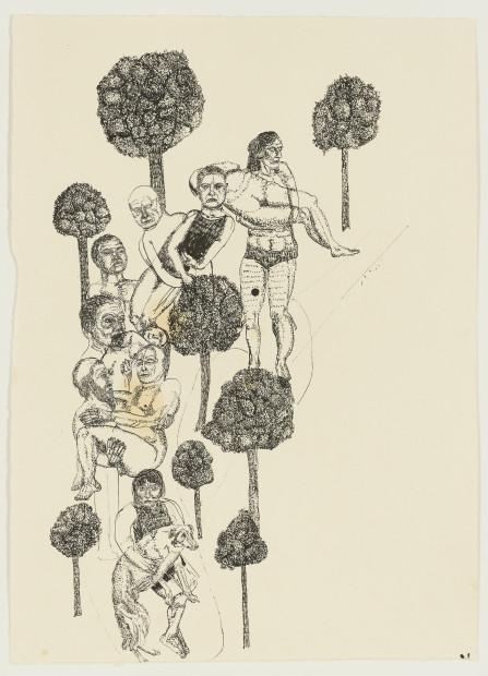 <span class=&#34;artist&#34;><strong>Bram Demunter</strong></span>, <span class=&#34;title&#34;><em>Wandeling</em>, 2018</span>