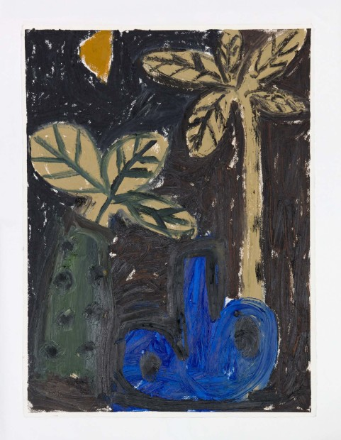 Tuukka Tammisaari, Ceramics and Plants, 2018