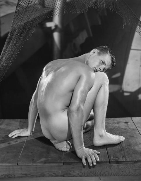 Bob Mizer, Ted Poston, Los Angeles, 1956