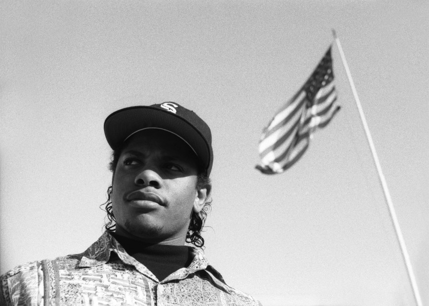 <span class=&#34;artist&#34;><strong>Mike Miller</strong></span>, <span class=&#34;title&#34;><em>Eazy America</em>, 1990</span>