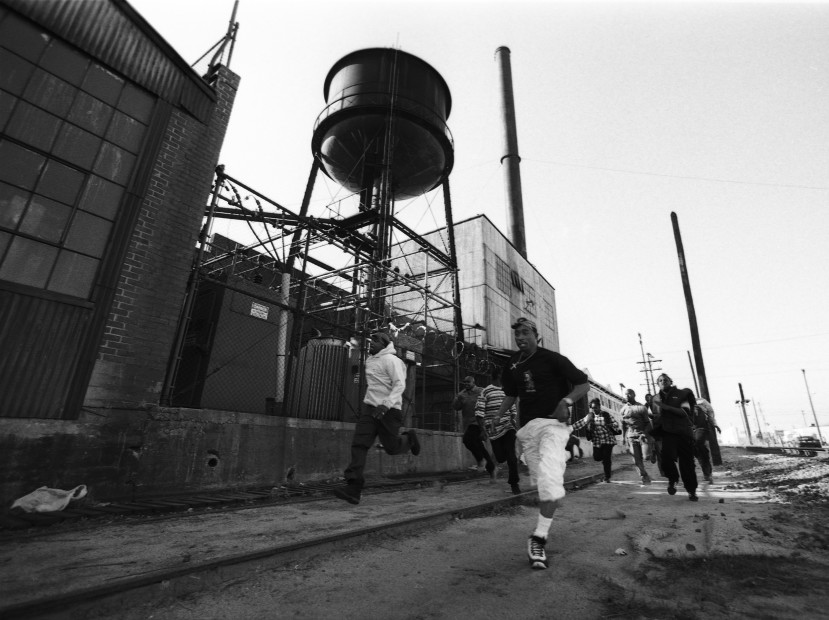 Mike Miller, Tupac Training Day, 1994