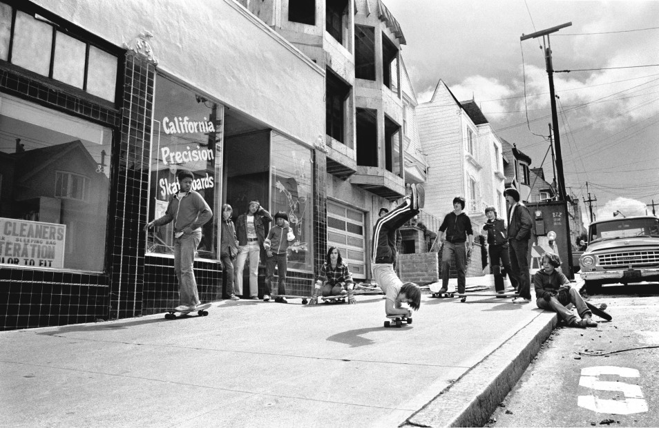 Hugh Holland, Ninth Avenue Locals, San Francisco, CA, 1977