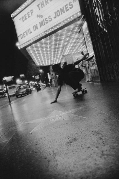 Hugh Holland, Hooray for Hollywood! II, Hollywood Boulevard, Los Angeles, CA, 1975