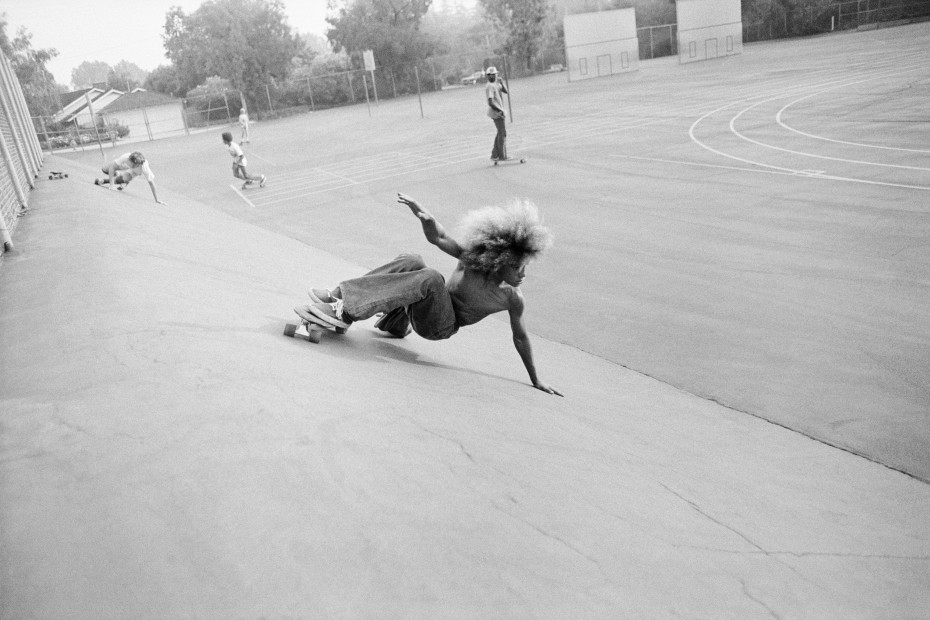 Hugh Holland, Solo at Kenter, Kenter Canyon Elementary, Los Angeles, CA, 1976