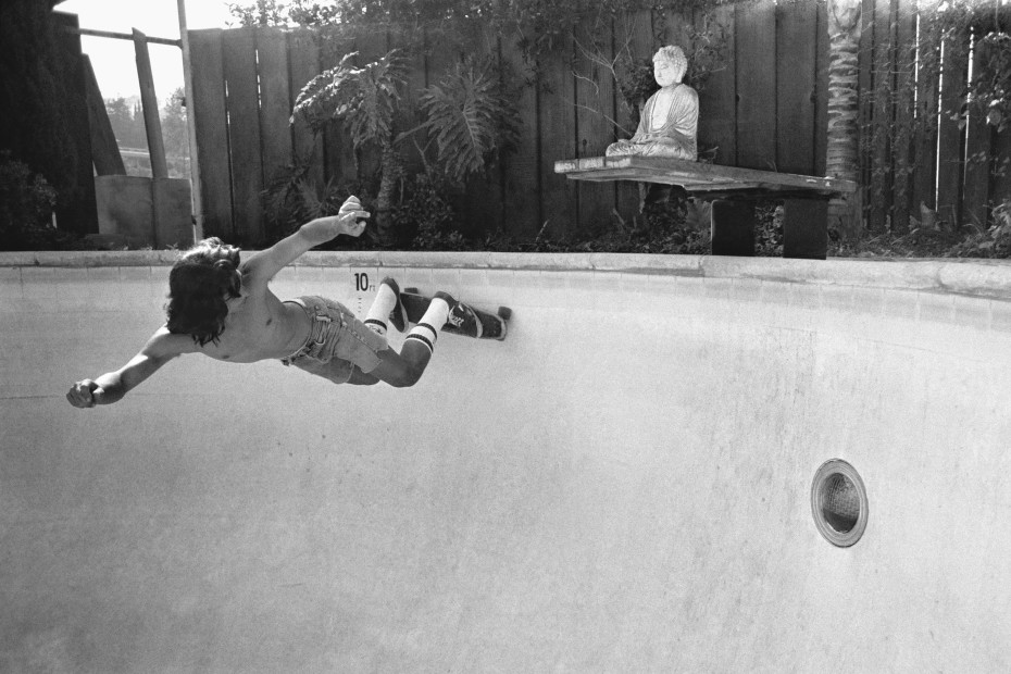 Hugh Holland, Buddha Bowl Craw, Los Angeles, CA, 1977