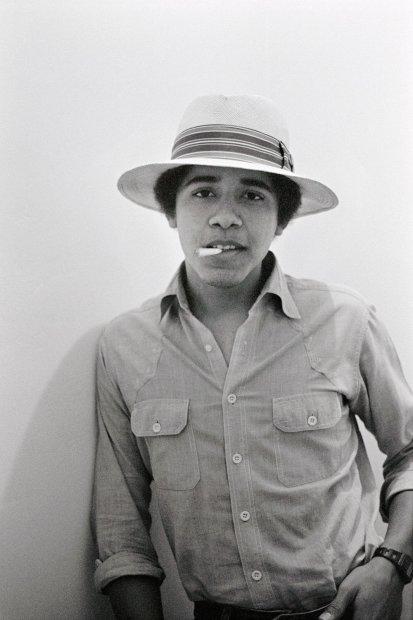 Lisa Jack, Barack Obama, Occidental College, No. 21, 1980