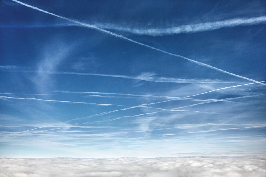 Scott Mead  LHR-BOS 10/29/2014 09:14:32  Plane patterns over Ireland  Copyright The Artist