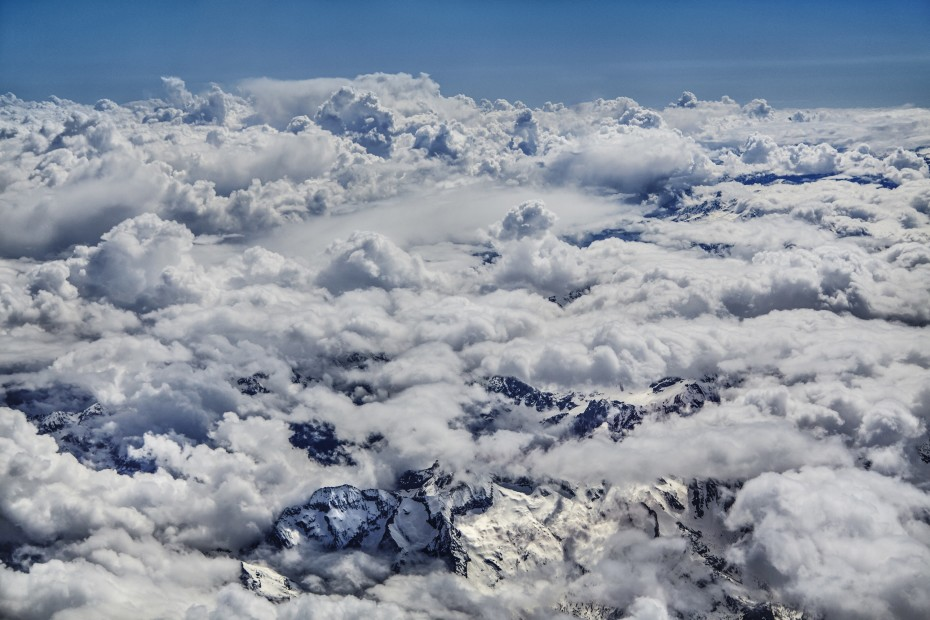 Scott Mead  LHR-LIN 05/10/2013 14:16:15  Turbulent clouds, Italian Alps  Copyright The Artist