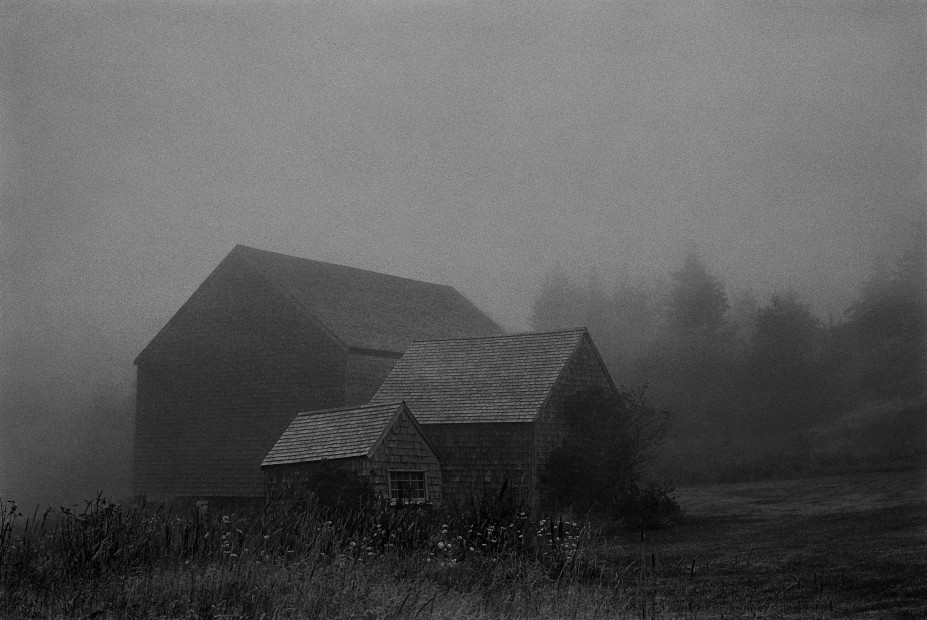 Scott Mead  Silent Moments 11 - Three Barns