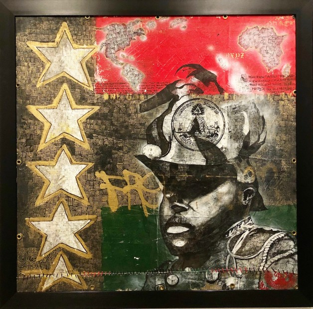 Robert Hodge, Marcus Garvey, 2007