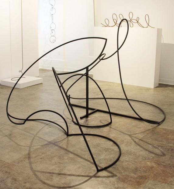 <span class=&#34;artist&#34;><strong>Tara Conley</strong></span>, <span class=&#34;title&#34;><em>Snail: Shell</em>, 2018</span>