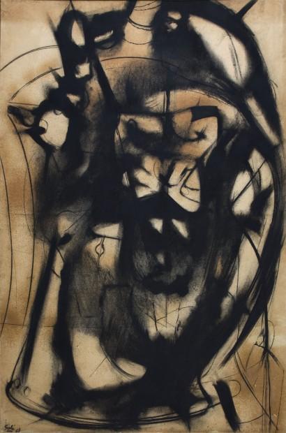 Paolo Gioli, 1° Gruppo delle Creature, 1963