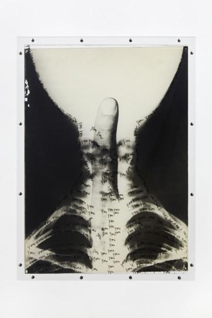 Ketty La Rocca, Craniologia 5, 1973