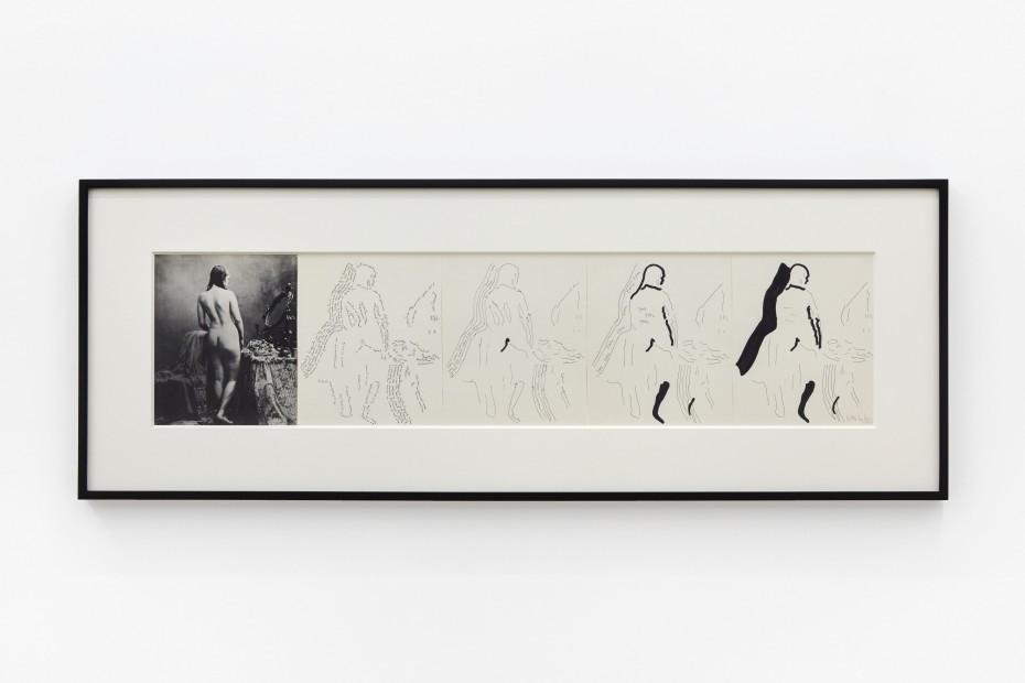 Ketty La Rocca, Nudo di donna, 1974