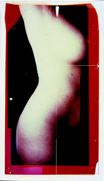 Paolo Gioli, Untitled, 1987