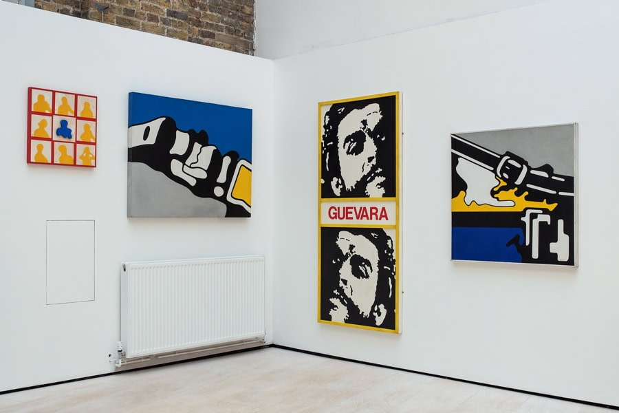 New Figuration and the Rise of Pop Art 1967-1971, Installation Shot