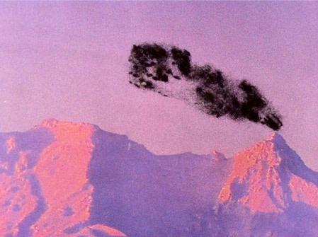 Pink Volcano, 2014, C-Print, 90.17 x 115.57cm
