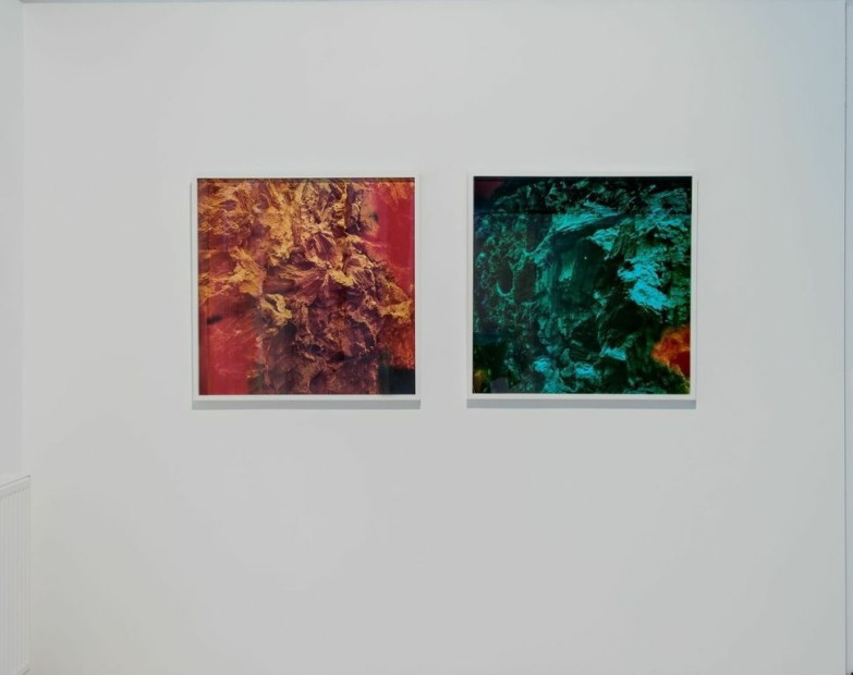The Many Colors of the Sky Radiate Forgetfulness, Installation Shot