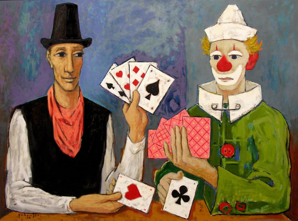 <span class=%22title%22>Saltimbanques joueurs de cartes<span class=%22title_comma%22>, </span></span><span class=%22year%22>1956</span>