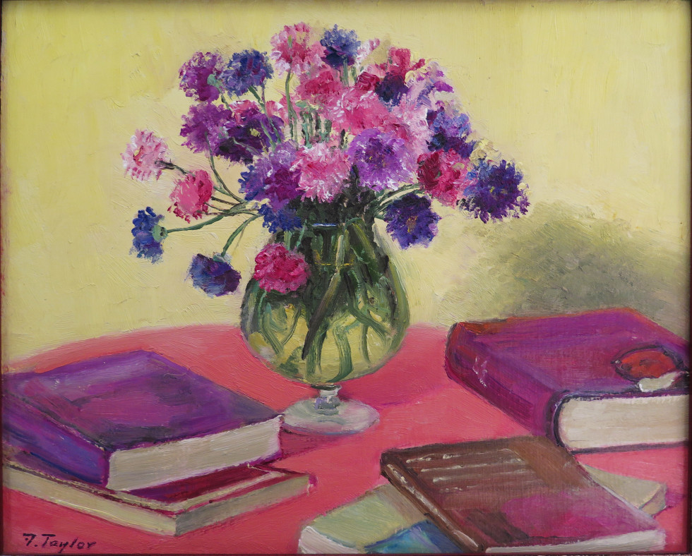<span class=%22title%22>Cornflowers & Books<span class=%22title_comma%22>, </span></span><span class=%22year%22>1982 (March)</span>