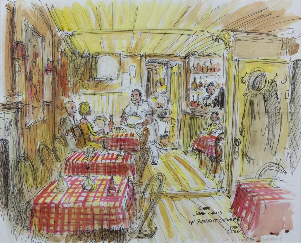 <span class=%22title%22>Chez Jean-Louis, Au Pierrot Gourmet</span>