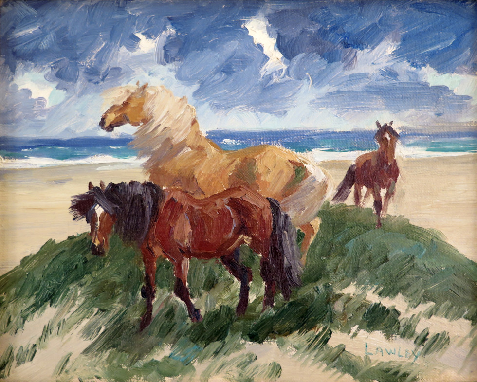 <span class=%22title%22>Sable Island Ponies</span>