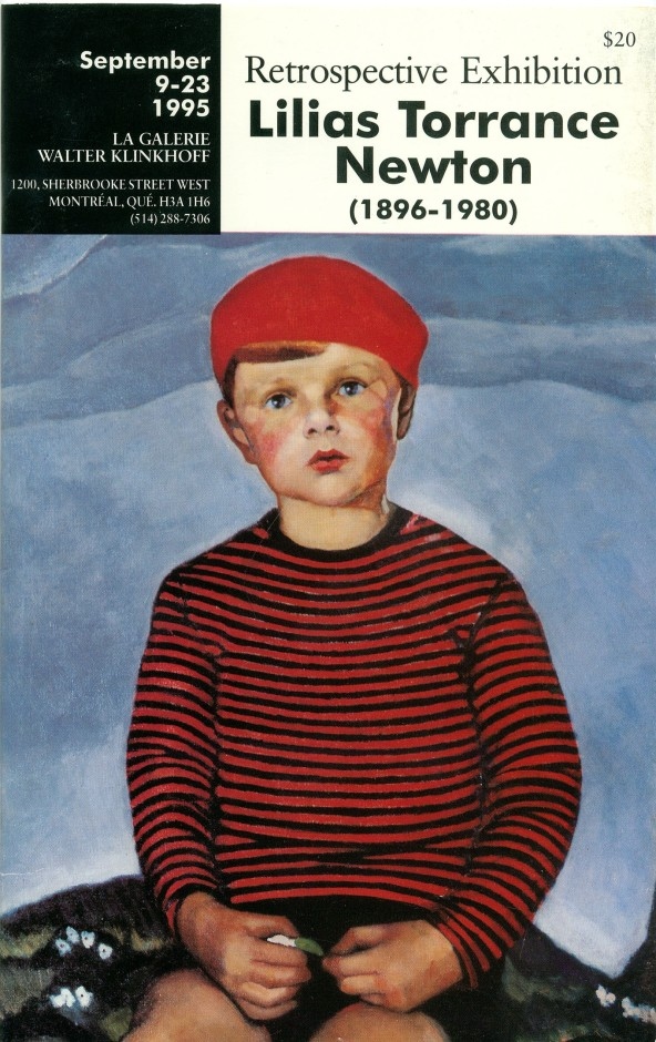 Lilias Torrance Newton (1896-1980) Retrospective Exhibition
