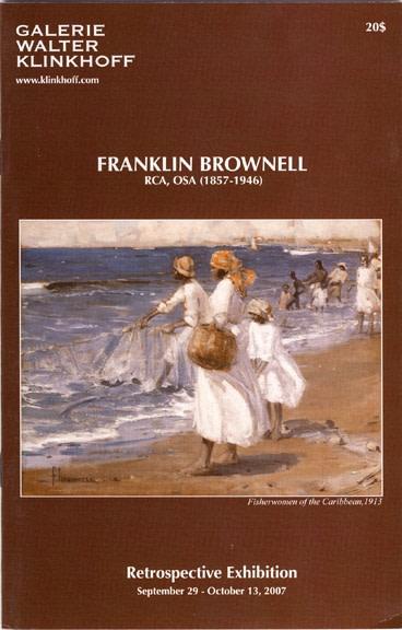 Franklin Brownell (1857-1946) Retrospective Exhibition