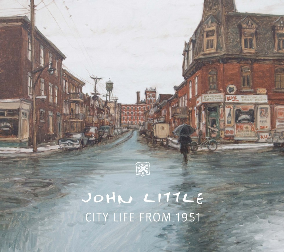 John Little, City Life from 1951