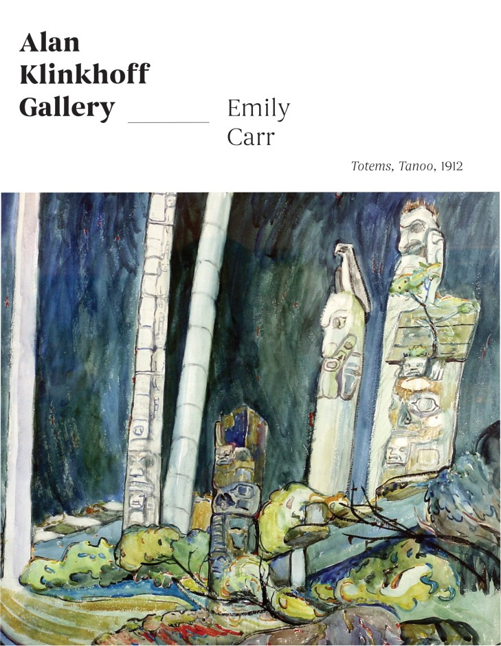 Emily Carr's