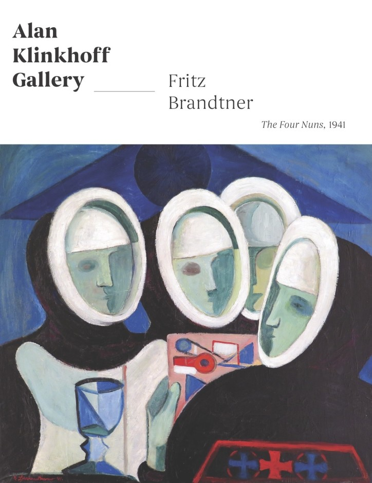 Fritz Brandtner's