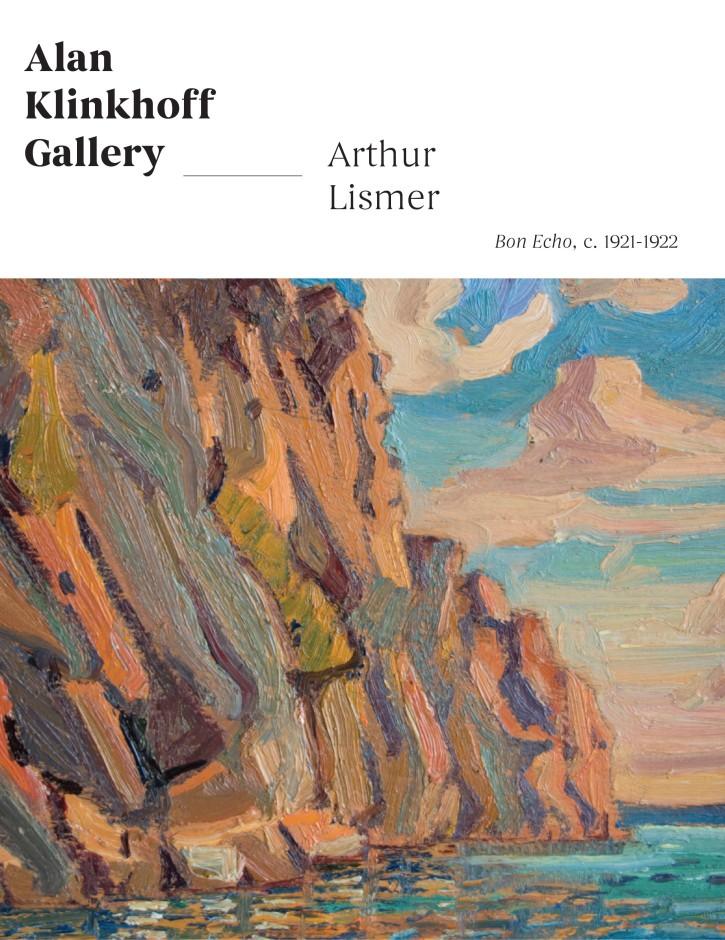 Arthur Lismer in Bon Echo