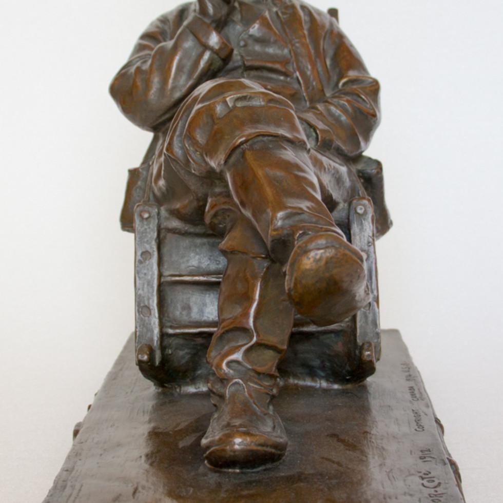 Le vieux pionnier canadien-Marc-Aurèle Suzor-Coté