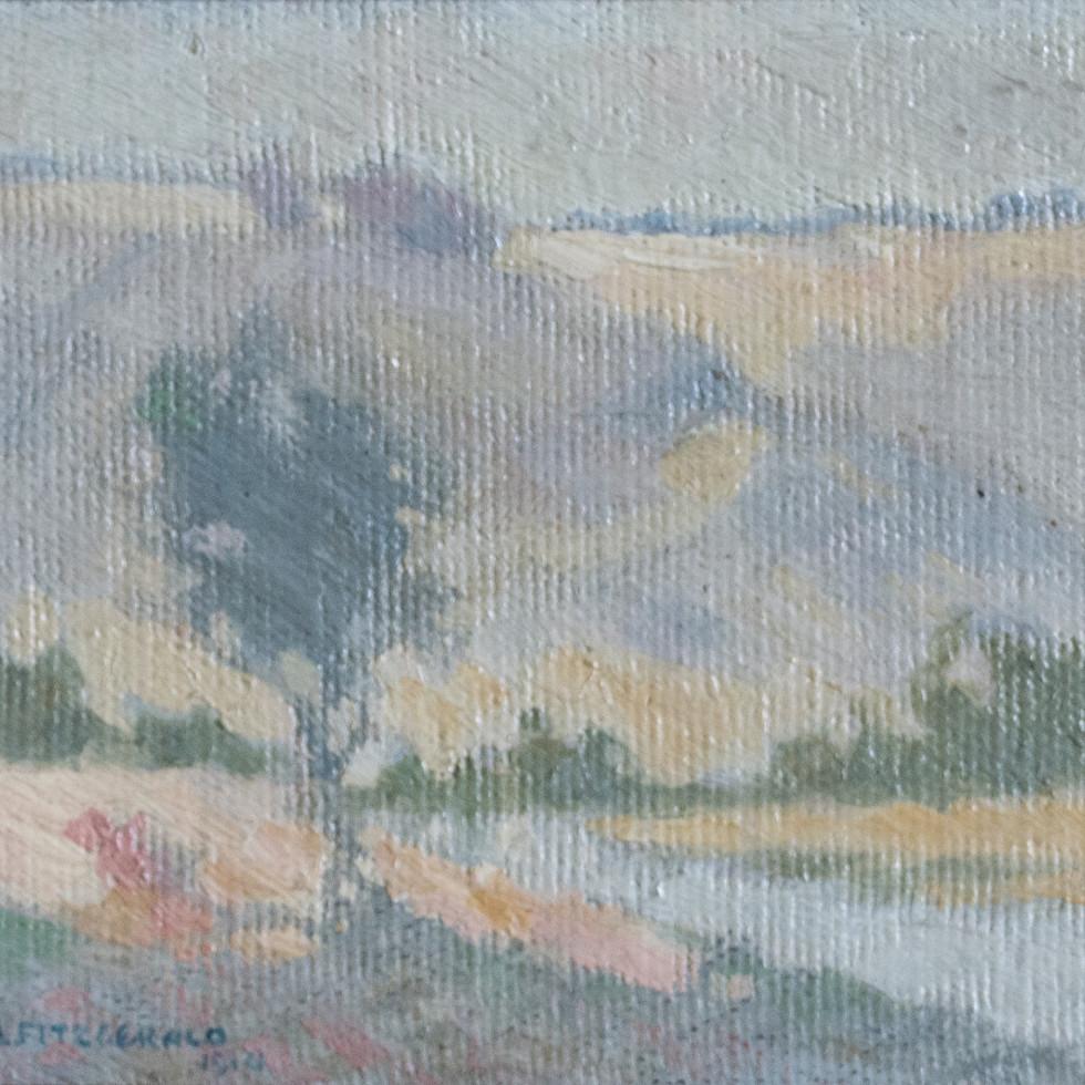 Manitoba Landscape-Lionel LeMoine FitzGerald