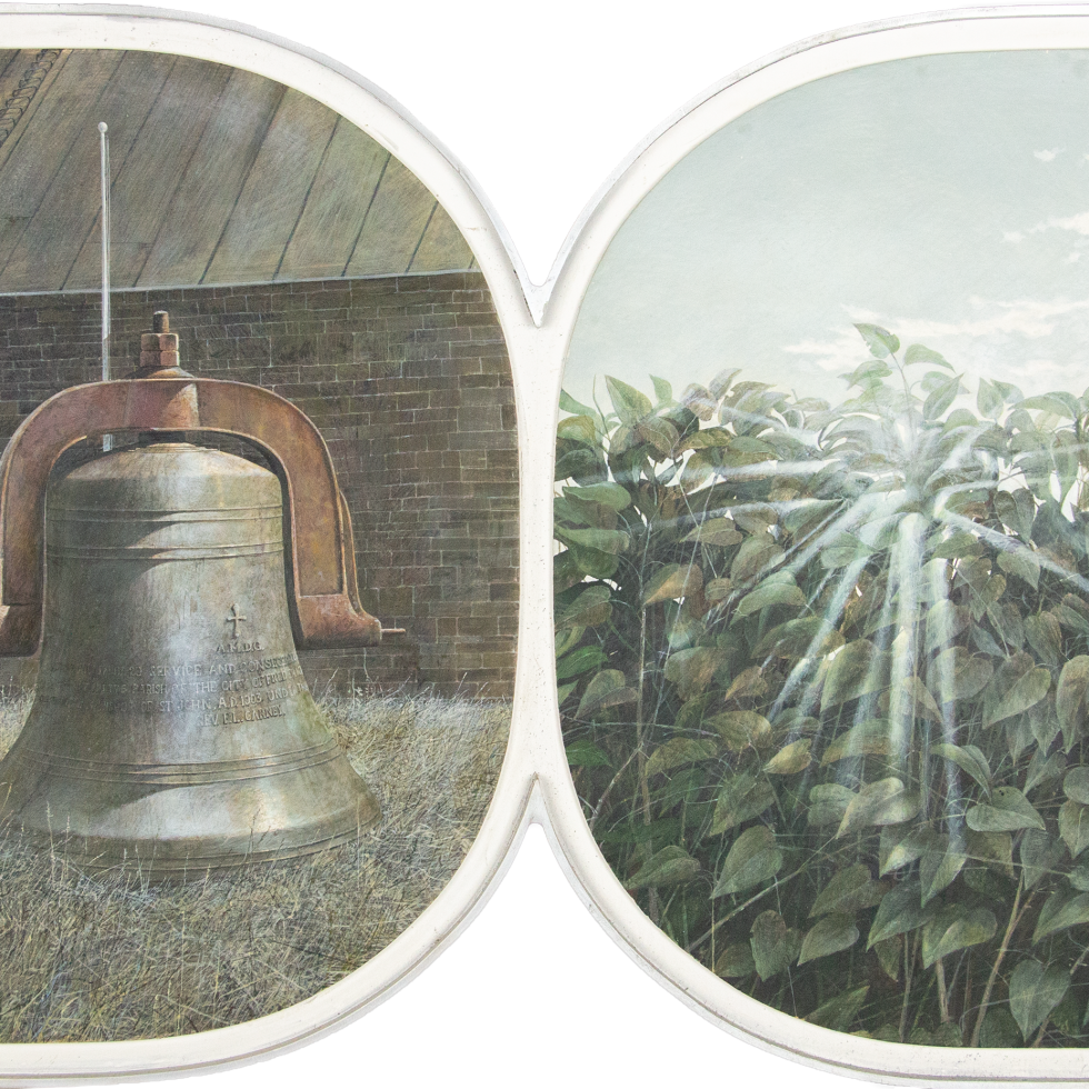 Bell and Hedge-Tom Forrestall, C.M., R.C.A.