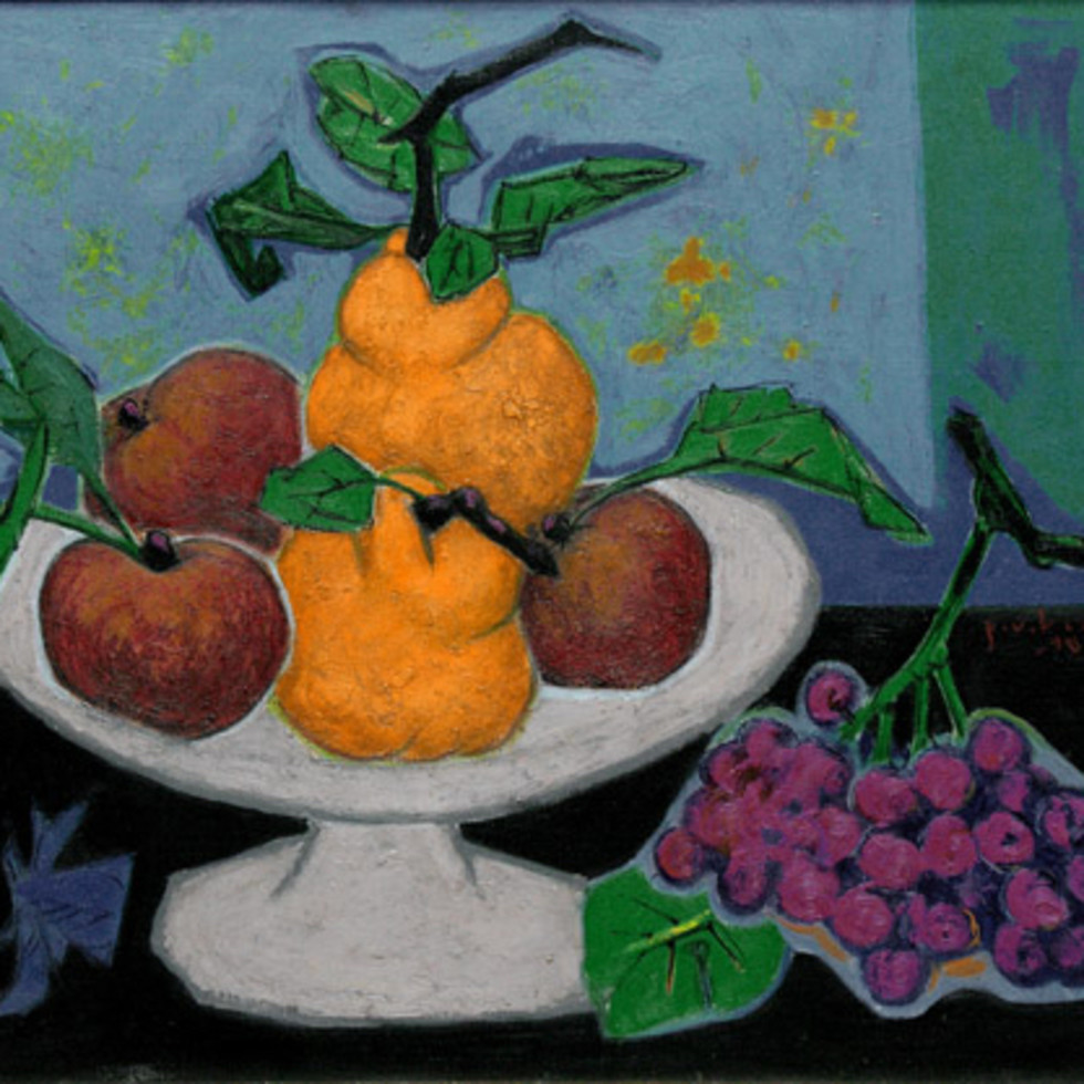 Nature morte-Paul Vanier Beaulieu, R.C.A.