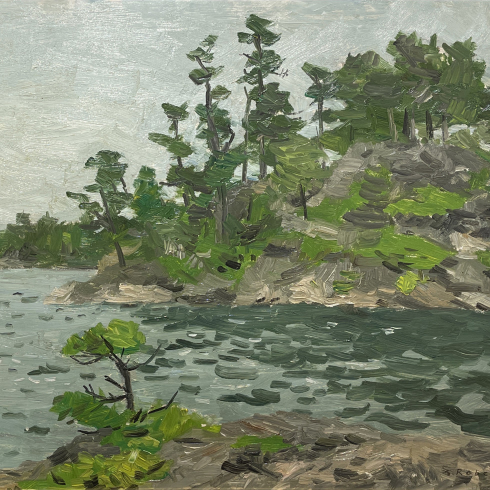 Georgian Bay-Goodridge Roberts